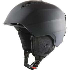 Alpina Grand Ski Helmet, black matt